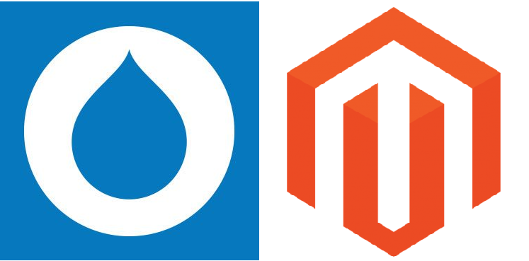 Maxpay has plugins for Drupal and Magento