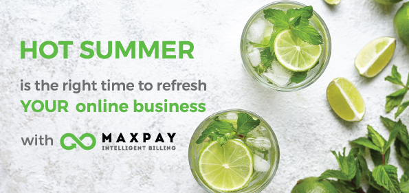 Hot Summer is Time to Refresh Your Online Business