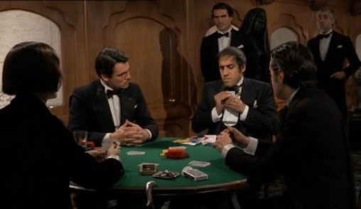 Welcome to the Maxpay Texas Hold'em Poker Tournament at the European Summit.