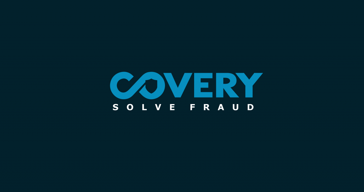 Welcome to the new look for the fraud prevention solution, Covery!