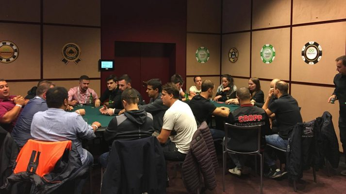 The Winners of the Maxpay Texas Hold'em Poker Tournament are Defined