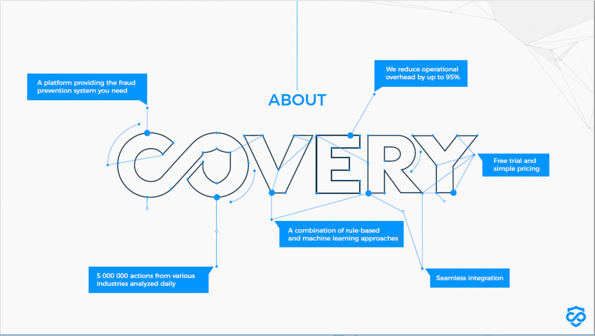 Meet the Main Covery Features