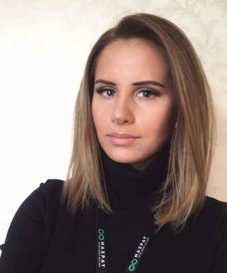 Margarita Sokolova, Head of Sales & Business Development at Maxpay
