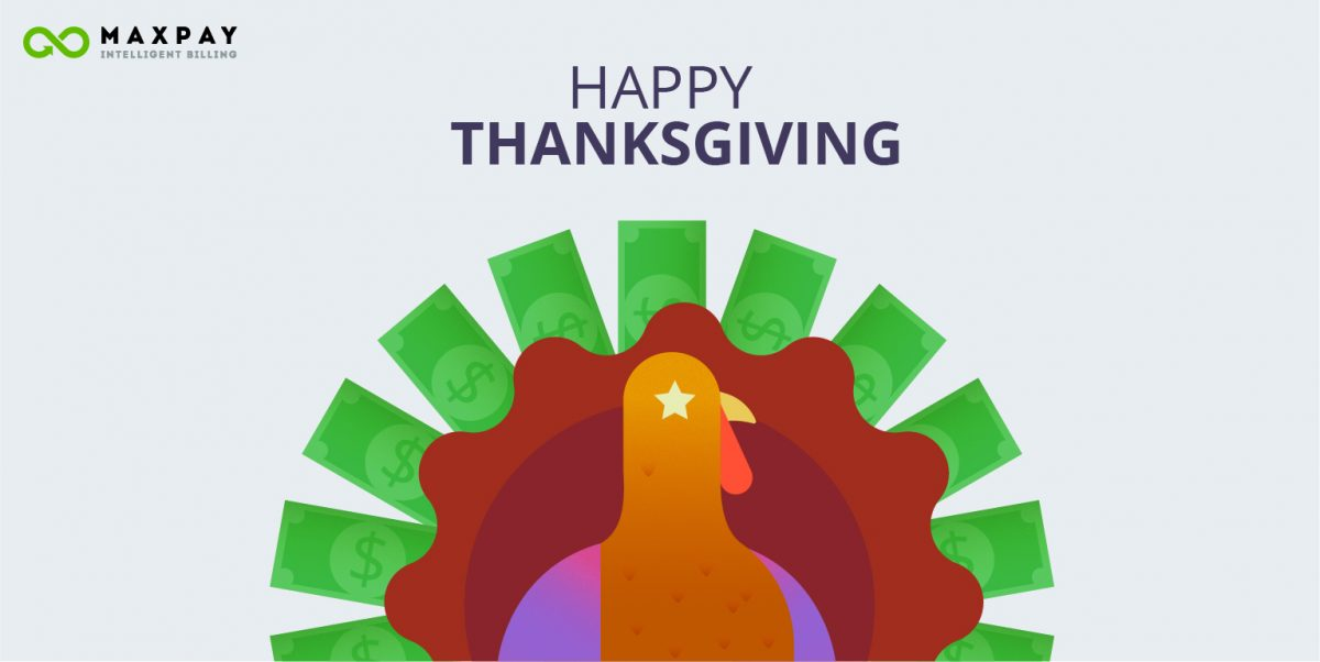 Happy Thanksgiving from Maxpay Team