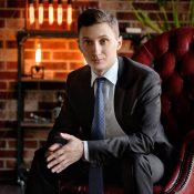 Oleg Derlyuk Head of Legal, Maxpay