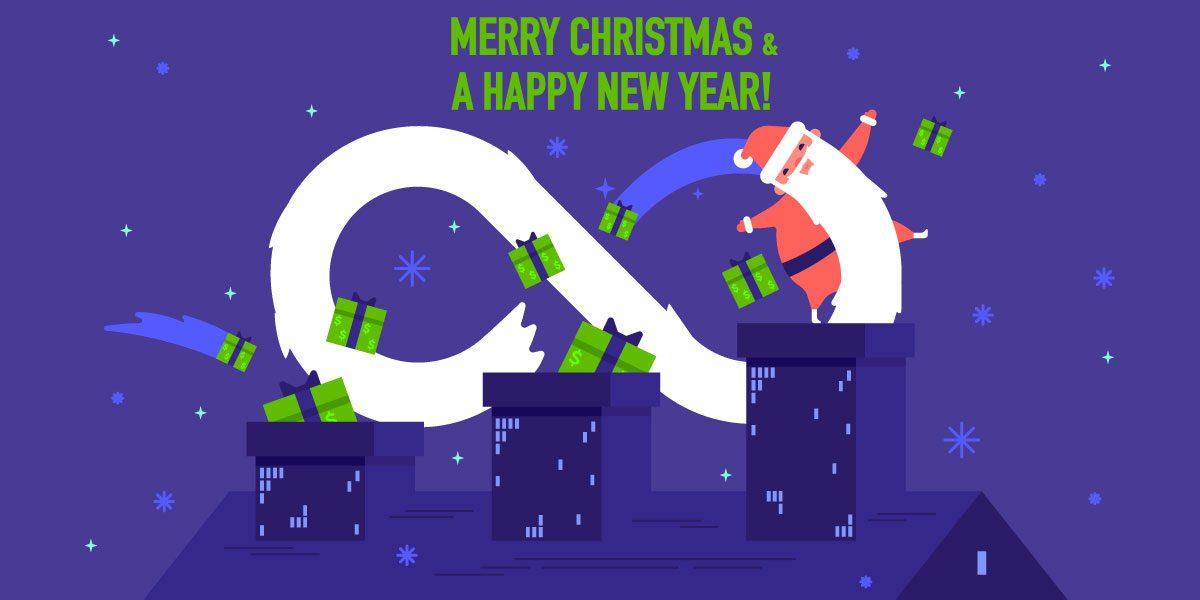 Maxpay Team wishes you happy holidays