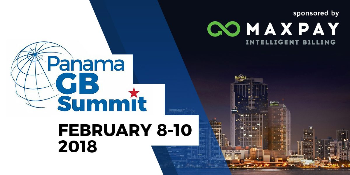 Meet Maxpay at Panama GB Summit 2018