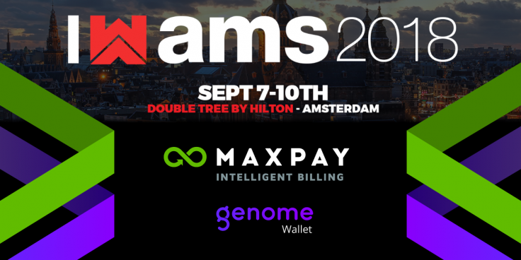 Maximising Content Revenue with Maxpay at Webmaster Access 2018