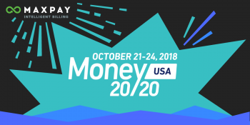Maxpay at 2018 Money20/20 USA