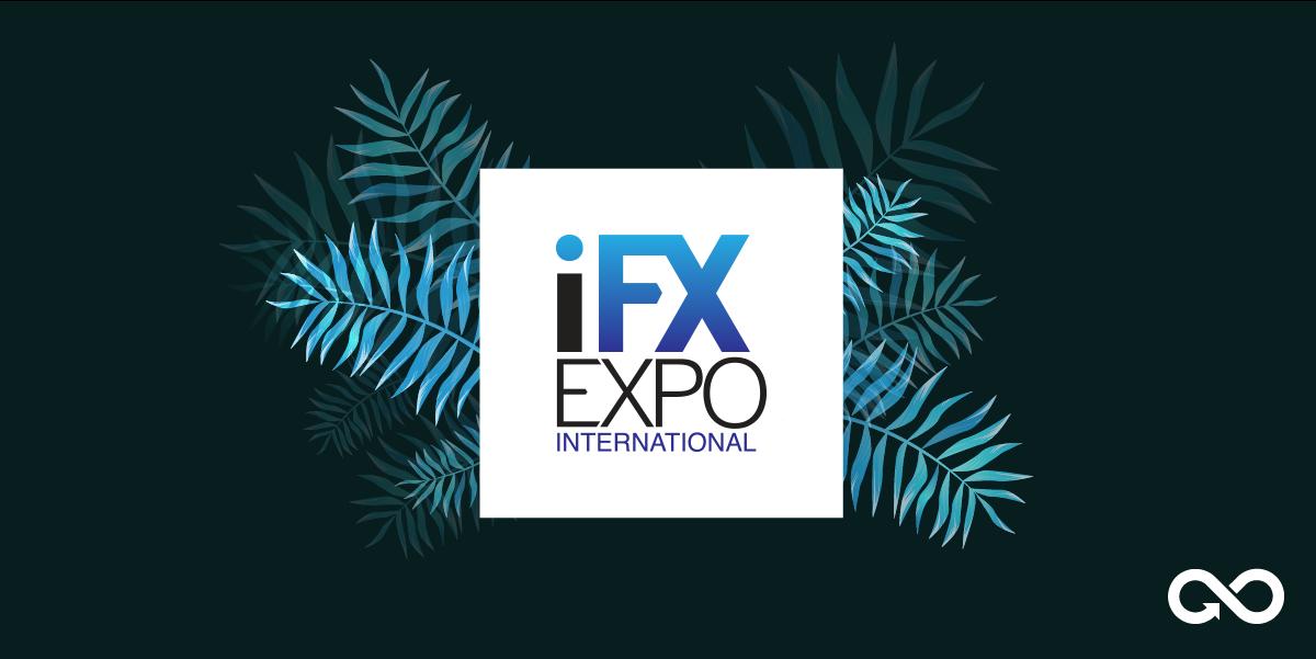 Maxpay goes to iFX Expo International 2019