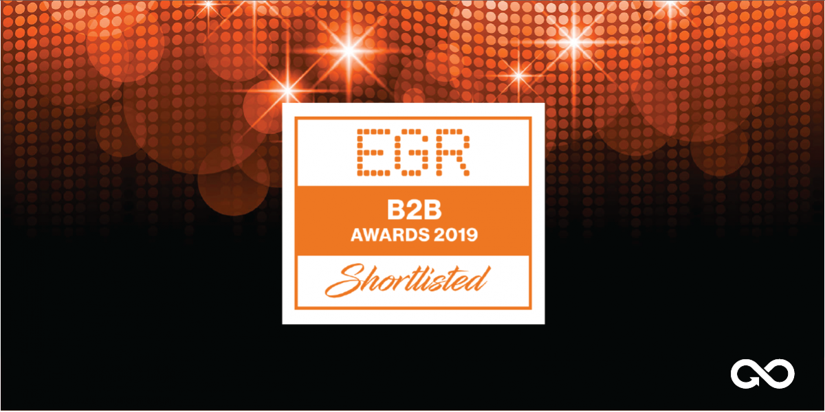 Maxpay is nominated in EGR B2B Awards 2019