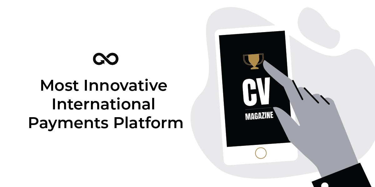 Maxpay received CV Magazine Award as the Most Innovative International Payments Platform