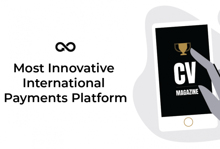 Maxpay received CV Magazine Award as the Most Innovative International Payments Platform