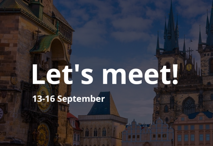 Meet Maxpay at TES Affiliate Conference, September 13-16, in Prague!