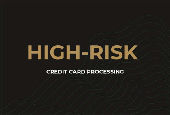 How does a high-risk credit card processing work?