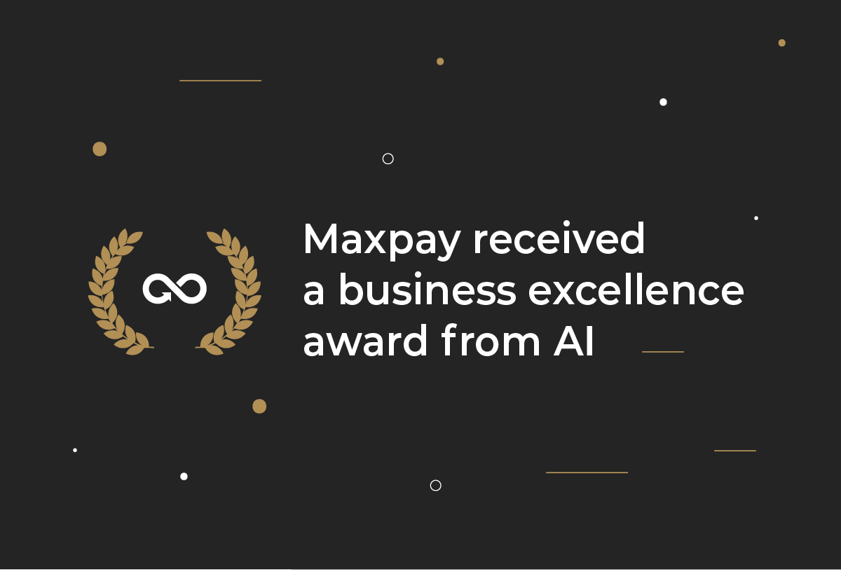 Maxpay named the Best Online Business Payment Service Provider by Acquisition International magazine