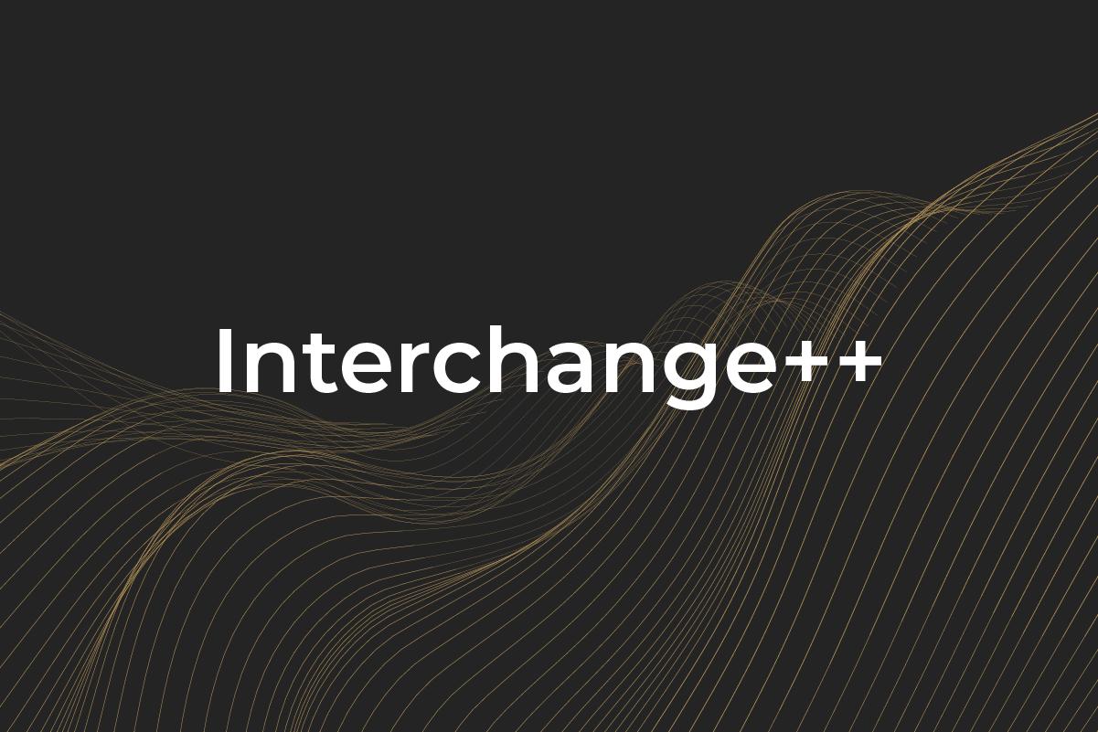 Interchange++ pricing - how it works